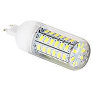 Bombillas LED de Mazorca T G9 12W 56 SMD 5730 1200 lm Blanco Natural AC 100-240 V 1 pieza