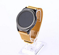 20 MM Metal Stainless Steel Watchband for Samsung Gear S2