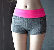 Per donna Corsa Pantalone/Sovrapantaloni Pantaloncini /Cosciali Pantaloni Traspirante Asciugatura rapida Traspirabilità alta (> 15001 g)