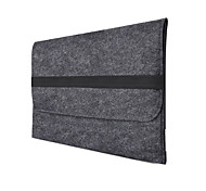 "Wool Felt Sleeve Bag with Splash-proof for Apple Macbook Air 11"" 13"" and Macbook Pro 13"" 15"" with Retina"