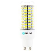 18W GU10 LED Corn Lights T 89 SMD 5730 1800 lm Warm White / Cool White AC 220-240 V 1 pcs
