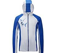 Outdoor Sports Casual Fishing Gear Sun-Protective Summer Fishing Shirt Long Sleeve Fishing Anti-mosquito Jacket
