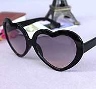 Kids Fashion Cute Heart-shaped Sunglasses