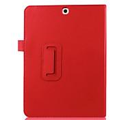 nuevo perfil, el caso elegante T810 T815 para la cubierta de la caja leathertablet moda T815 T810 9.7 de Samsung galaxy tab s2