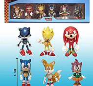 Outros Outros 7CM Figuras de Ação Anime modelo Brinquedos boneca Toy