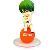 Kuroko no Basket Tetsuya Kuroko 3-5CM Las figuras de acción del anime Juegos de construcción muñeca de juguete