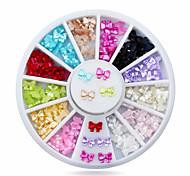 1whee papillon ongle décorations-Bijoux pour ongles-Doigt- enAdorable-6cm roue