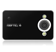 2.7''Inch Screen 120 Degree Wide Angle 1080P FHD K6000 Car DVR Support Super Night Vision