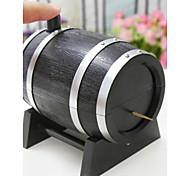 vinho barril de plástico titular paliteiro automática recipiente caixa de novo popular cor randon