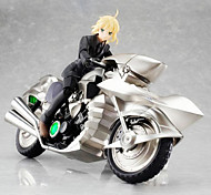 Fate/Stay Night Saber 10CM Anime Action-Figuren Modell Spielzeug Puppe Spielzeug