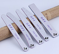 Nail Tool Sponge File(Assorted Style)