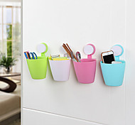 Office Debris Hang the Bag Self-adhesive Pouch