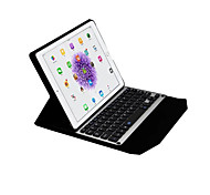 "Ultra Slim Bluetooth V3.0 Aluminium Alloy Keyboard PU Leather Case w/ Kickstand for iPad Pro 9.7""(Assorted Colors)"