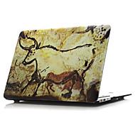 цветной рисунок ~ 12 стиль плоской оболочки для Macbook Air 11 '' / 13 ''