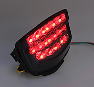 Integrated Led Tail Light Signal For Honda Cbr1000Rr 2008-2012 Smoke Lens