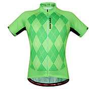 WOSAWE Men's Bike Bicycle Clothing Clothes Quick Dry Cycling Jersey Jacket Top Bicycle Bike Cycling Shirts