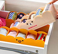 Easily Bear Plastic Drawer Storage Box Classification