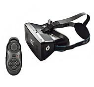 VR виртуальные управления магнитом реальности 3D очки для 3,5 ~ 6 смартфонов RITech II + Bluetooth контроллера