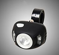 Torce LED / Luci bici LED 3 Modo 350lumens Lumens Messa a fuoco regolabile / Impermeabili / Clip / Emergenza / Taglia piccola LED AAA