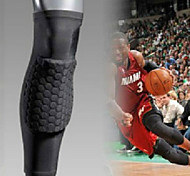 PRO Breathable Basketball Shooting Sport Safety Kneepad Honeycomb Pad Bumper Brace Protective Knee Pads