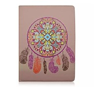 Special Design Novelty Dreamcatcher PU Leather Folio Case Holster 360⁰ Case  for iPad Pro