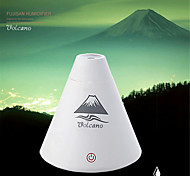 160ml USB Volcano Aromatherapy Diffusers Lamps Combination Fujisan Humidifier