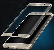 hzbyc® 0.2mm Premium HD Protector de pantalla transparente de vidrio templado de bienes para el borde de la galaxia s7
