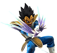 Dragon Ball Z Figuarts Vegeta Action Figure Super Saiyan Vegeta Galick Gun PVC Doll  Toys Figuras 16CM