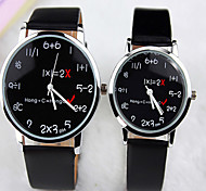 Women'S Watches Watch letter Numerical formula Wrist watch Quartz WristWatch Montres femme Cool Watches Unique Watches