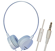 3.5mm Connector Wired Headphones (Headband) for Media Player/Tablet|Mobile Phone|Computer