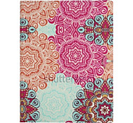 Special Design Novelty  PU Leather Folio Case Holster for iPad Air