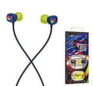 Neon Lights Ultimate Ears 100 Noise-Isolating Earphones 3.5mm In Ear Stereo Music for iPhone 6/iPhone 6 Plus