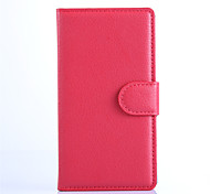 PU Leather Wallet Flip Case For Nokia XL