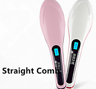 Hair Straightener Roll Dual Ceramic Straight Clip Hair Roller Straight Hair Sticks Straight Comb