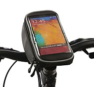 Roswheel Size M Mountain Bike Handlebar Bag Cycling Phone Case Waterproof Touch Screen Ciclismo Bolsa
