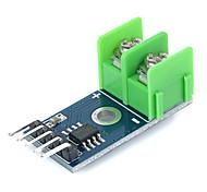 módulo de temperatura termopar tensor do tipo k max6675 para arduino