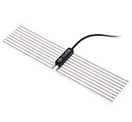 Auto KFZ DVB-T TV FM antenne autoantenne fahrzeugantenne dc12v hochwertig
