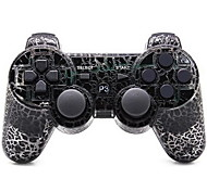 joystick bluetooth sixaxis DualShock3 wireless ricaricabile gamepad controller per ps3