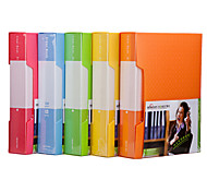 Multifunction Portable Files Folders & Filing for Office 40pages