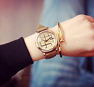 Montre unisexe, montres géométriques ulzzang, montre-bracelet à quartz enfants montres Montre homme