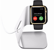 Aluminium Alloy Charging Stand Iwatch Holder Keeper for Apple Watch (Assorted Colors)
