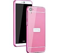 schienale in policarbonato copertura per HTC Desire 826