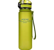Garrafas de Água(Verde,Outro) -Conveniência
