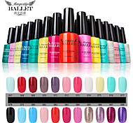 1Pcs UV Gel Nail Polish Long-Lasting Nail Gel Soak-off LED Lamp Fingertip Ballet Gel Polish 12ML 71-80 Colors