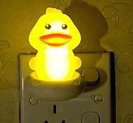 kreative warm weiß Ente in Bezug auf Baby-Schlaf-Nachtlicht