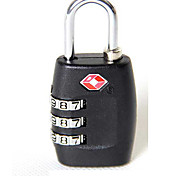 Travel Luggage Lock / Inflated Mat Luggage Accessory Portable