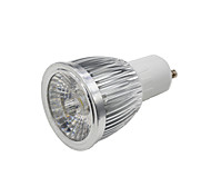 1 pcs GU10/E14 / GU5.3(MR16) / GX5.3 / E26/E27 / B22 5W COB  380LM Warm White / Cool White LED Spotlight AC85-265V  12V