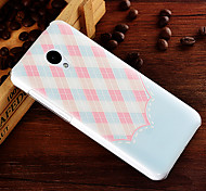 PU Leather Back Cover for Meizu M2