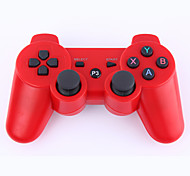Dual-Shock-3 Bluetooth Wireless-Controller für PS3 (Schwarz)