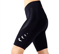 TASDAN Cycling Shorts / Underwear Shorts / Padded Shorts Women's BikeBreathable / Quick Dry / Sweat-wicking / 3D Pad / Reflective